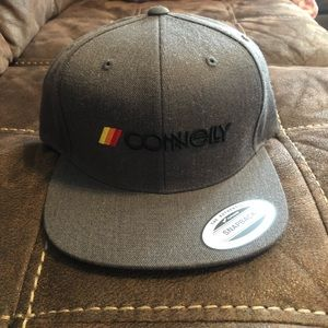 Snap back hat! Like new.